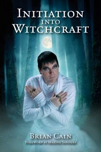 Book Cover: Initiation into Witchcraft
