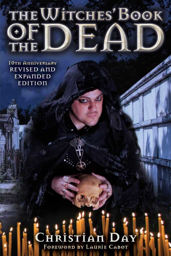 Book Cover: The Witches' Book of the Dead
